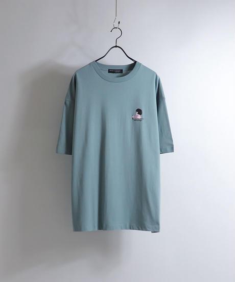 msy.×Confirm コラボプリントTシャツ /ホワイト3