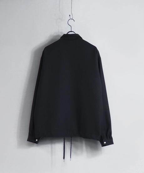 ガンパッチドリズラーブルゾン/ブラック