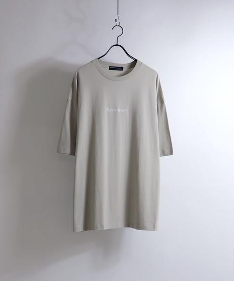 クールボーイプリントTシャツ /ベージュ