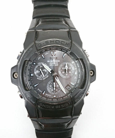 CASIO G-GHOCK GIEZ GS-1000BJ 電波時計(Wa03)