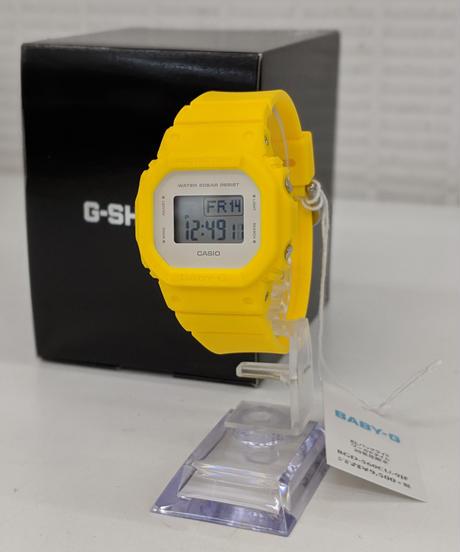 【新品】CASIO BABY-G BGD-560CU-9JF(Wa41)