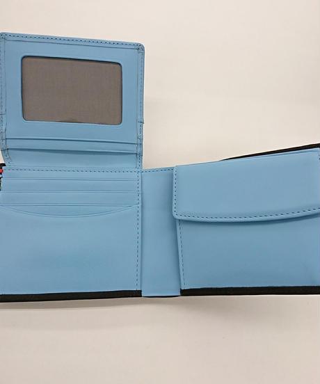 Paul Smith パスケース付2つ折り財布 PSU006(Sa03)