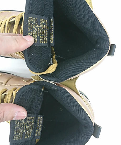 NIKE DUNK HI GOLD 26.5cm(191)