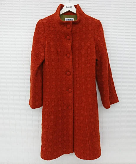 【Ladies】Jocomomola スタンドカラーコート サイズ40(249)