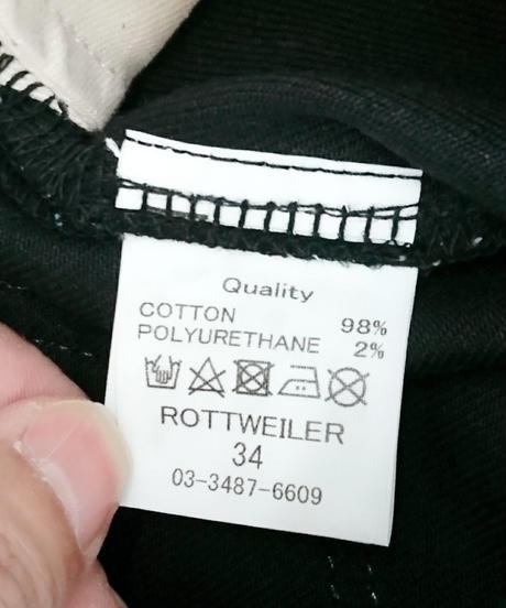 ROTTWEILER デニムパンツ 34インチ(293)