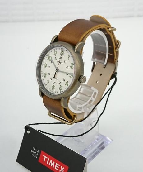 【新品】TIMEX ウィークエンダー ヴィンテージ TW2P85800(Wa25)