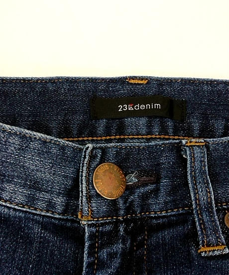 【Ladies】23区 ストレッチデニムパンツ SIZE XS (274)