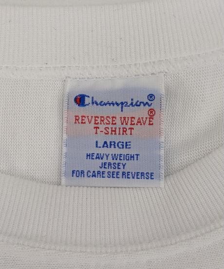 Champion × BEAMS / 別注 リバースウィーブ Tシャツ  Lサイズ(319)