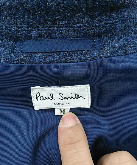 Paul Smith ウールジャケット(102)