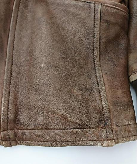Schott Lapeled Zipジャケット 3141009(134)