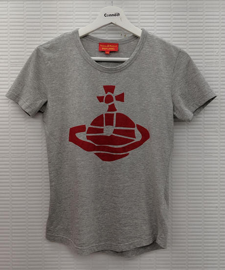 【Ladies】Vivienne Westwood RED LABEL Tシャツ サイズXS(326)