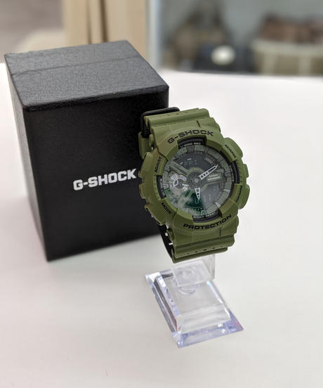 CASIO G-SHOCK GA-100LP-3AJF(Wa46)