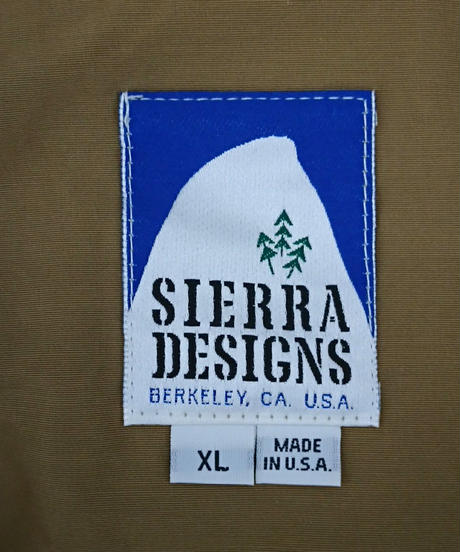 SIERRA DESIGNS マウンテンパーカー 60/40(240)