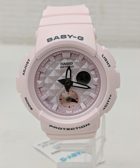 【新品】CASIO BABY-G Beach Colors BGA-190BE-4AJF(Wa40)