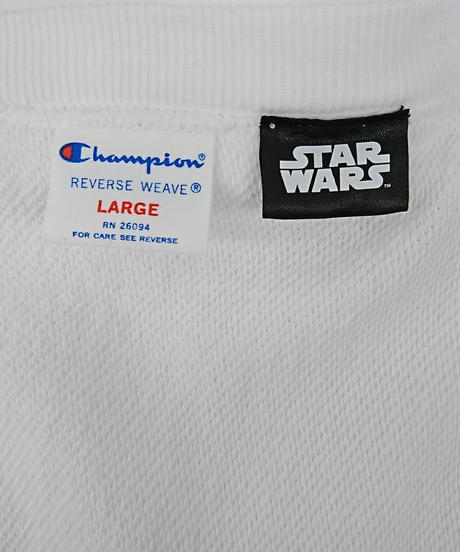 STAR WARS×Champion×BEAMS TROOPER スウェットカットソー(144)