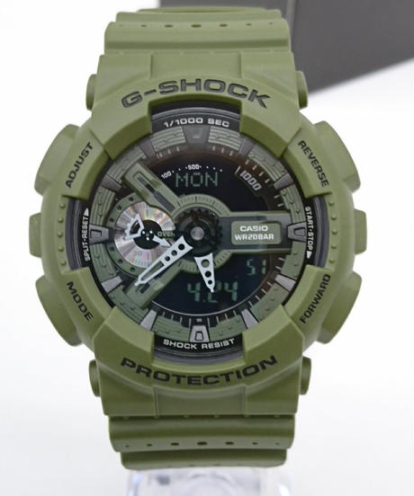 【新品】CASIO G-SHOCK GA-110LP-3AJF(Wa36)
