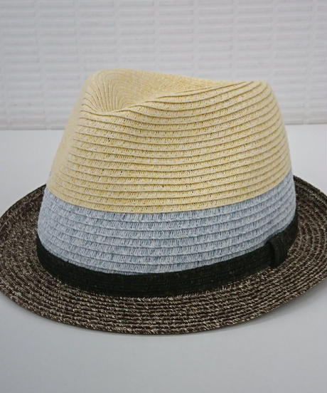 【新品】Connect PAPER GRADATION BLADE HAT CNT-10157(220)