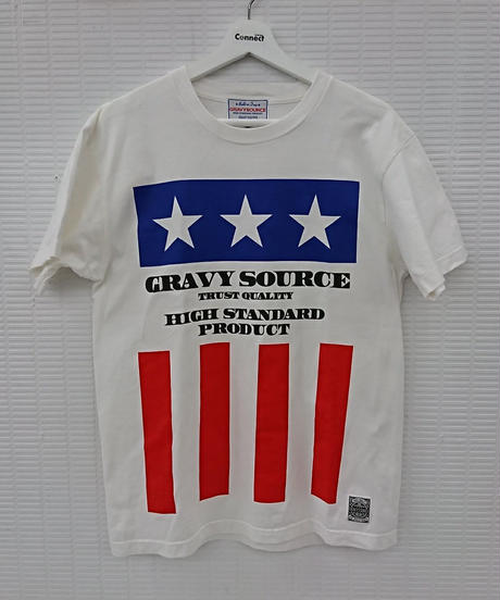 GRAVITY SOURCE Tシャツ(231)