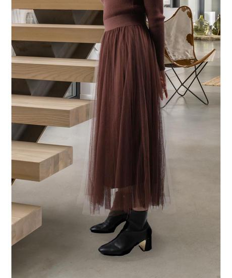 diploa   TULLE DOCKING  DRESS