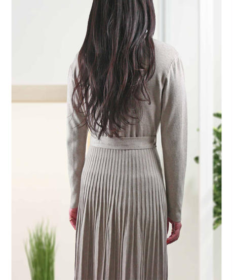 diploa | BUTTON-DOWN CARDIGAN DRESS
