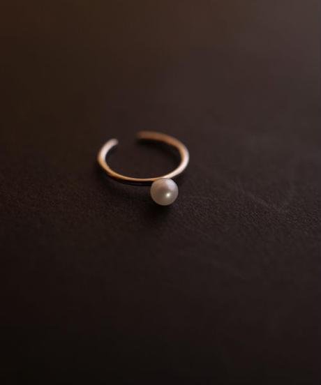 k10 pearl ear cuff