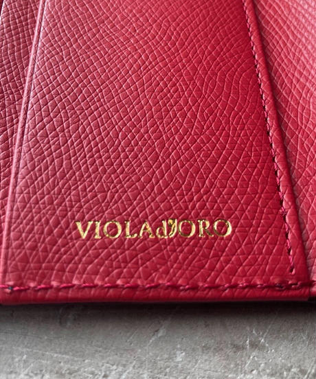 <women>VIOLAd'ORO(ヴィオラドーロ)  V-5056  black(red)