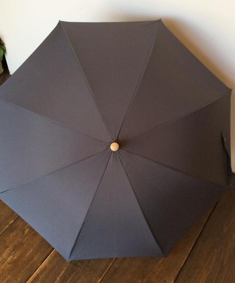 <unisex>Bon Bon Store(ボンボンストア) スタンダード長傘(雨傘)/グレー