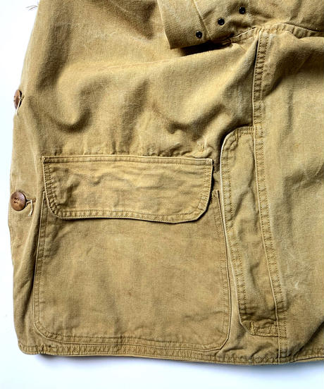50-60s JC Higgins / Sears Cotton Hunting Jacket