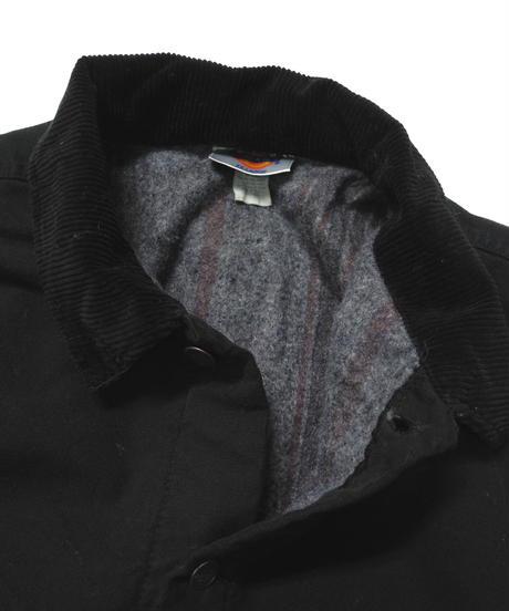 Deadstock Dickies Chore Coat Black Over Dye