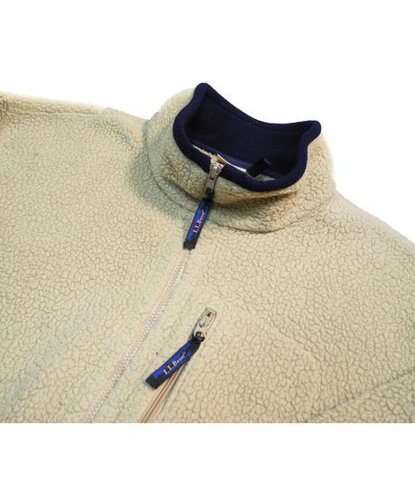 90's L.L.Bean Fleece Jacket [C-0021]