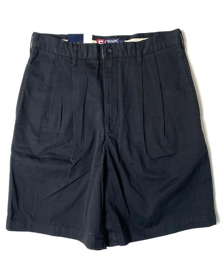 90s Chaps Ralph Lauren Pleat Front Chino Shorts