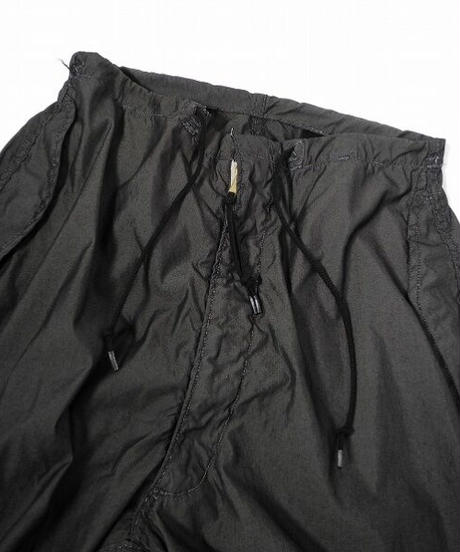 Dead Stock Us Army Snow Camo Pants Black Over Dye