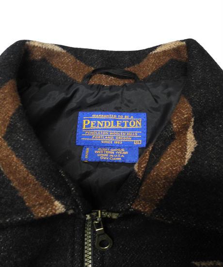 00's Pendleton Native Pattern  Wool Jacket  [C-0133]