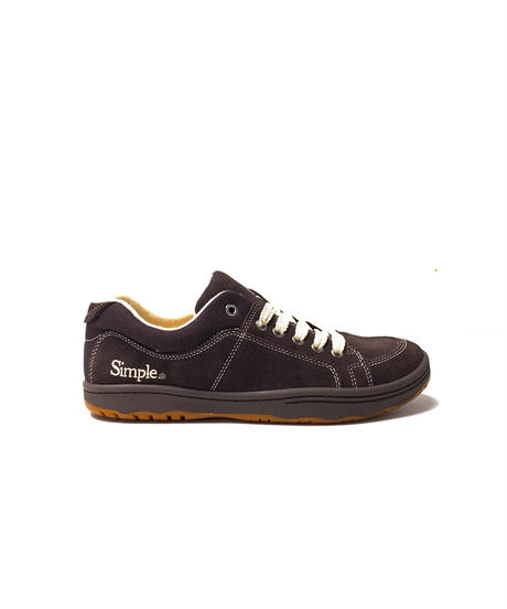 Simple OS Sneaker Chocolate