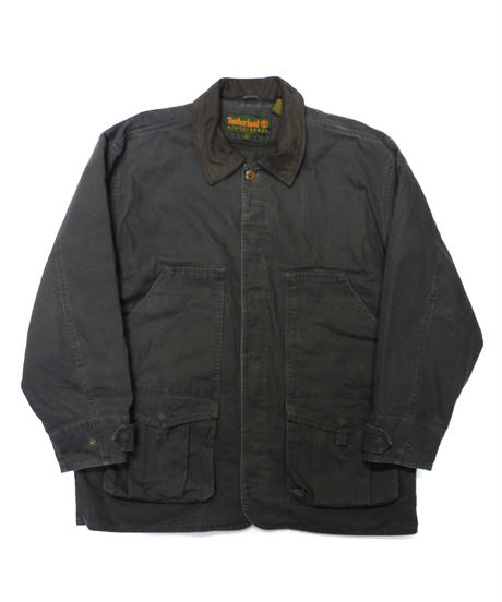 90's Timberland Quilting Lined Work Jacket  [C-0143]