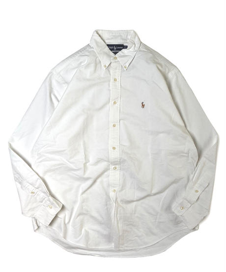 Polo Ralph Lauren ''Yarmouth'' Oxford Long Sleeve Shirts