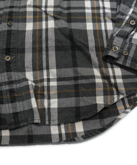 90's Carhartt Plaid Flannel shirt[C-226]