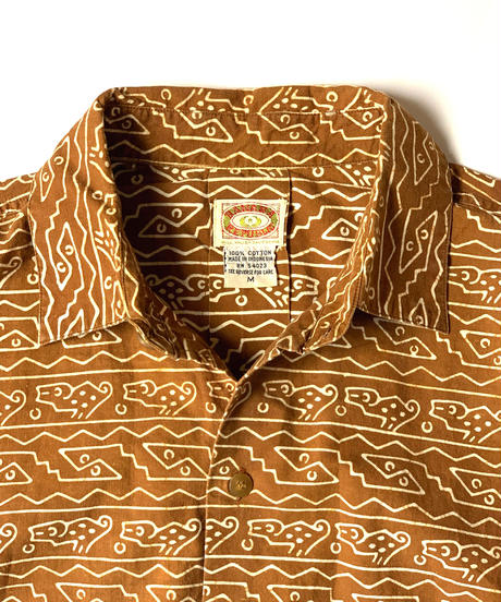 80s Banana Republic Shortsleeve Shirt