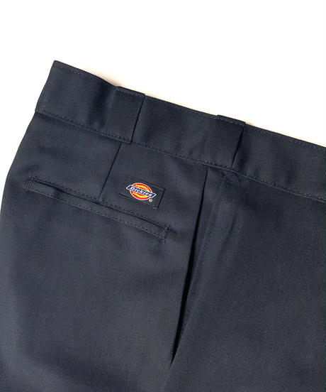 Dickies 874 Flat Front Work Pants Black (BK)