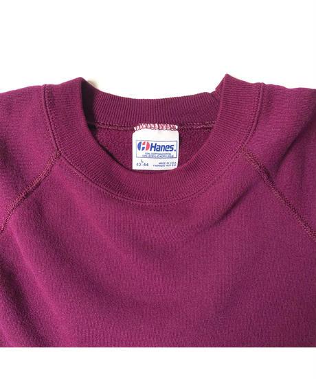90s Hanes Raglan Sleeve Sweatshirt
