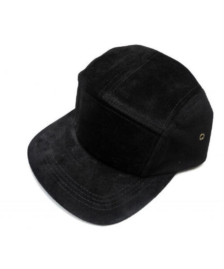 Winner Caps Suede 5 Panel Camp Cap