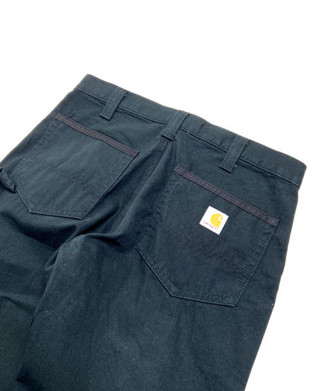 Carhartt Rip Stop Relaxed Fit Cargo Work Pants Black (BLK)