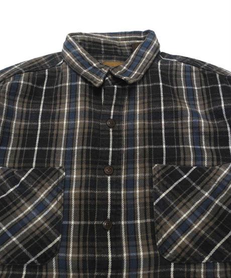 90's St. John's Bay Plaid Flannel shirt[C-219]