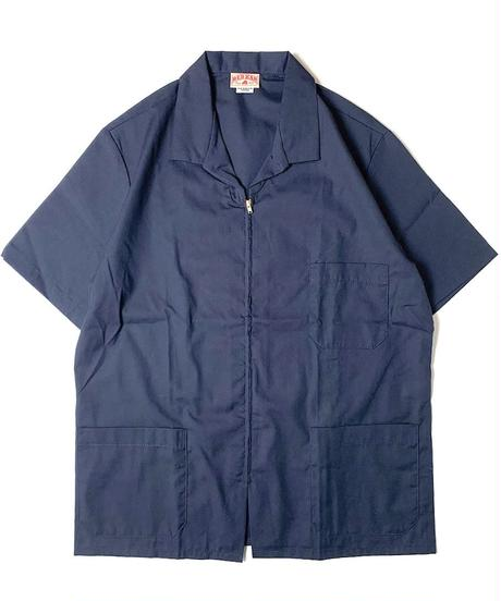 Red Kap Zip Front Smock