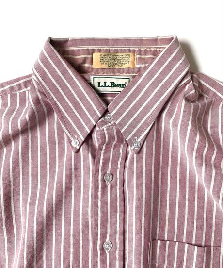 90s L.L.Bean Shortsleeve Striped Shirt