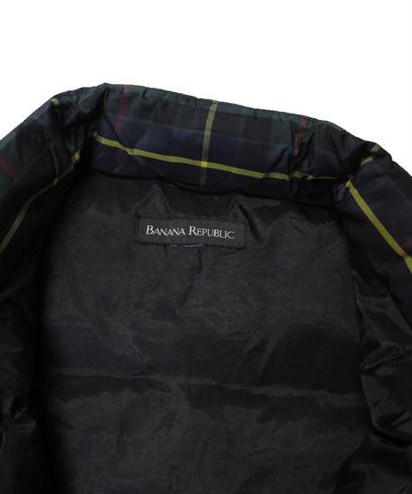 90s Banana Republic Nylon Vest [C-0123]
