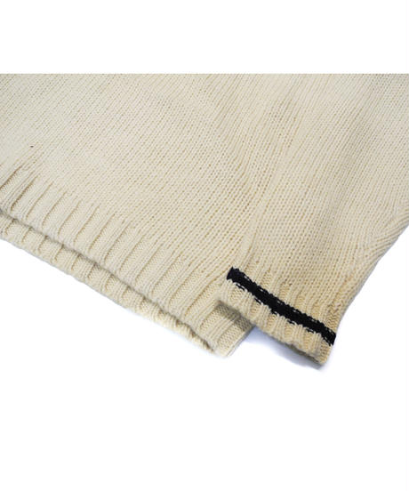 00's L.L.Bean Wool Turtle Neck Knit Sweater [C-0185]