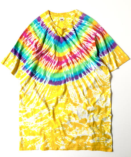80s  Fruit of the Loom Tie Dye T-Shirt