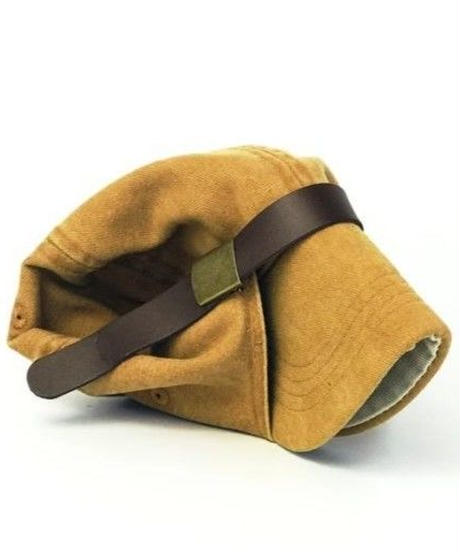Folding Cap  Yellow