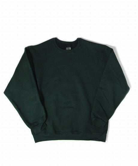 Fruit Of The Loom Super Cotton Crewneck Sweat Green